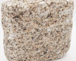 New gold granite sett