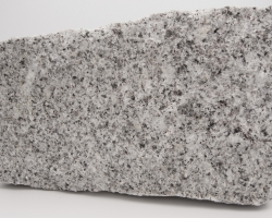 Speckled grey granite