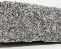 Fine grey granite sett